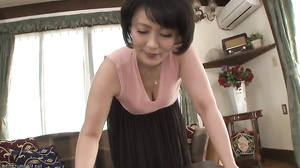 It Has Been Segama And Rub The Breast To My Mother ... Hitomi Enjo [SPRD-923]