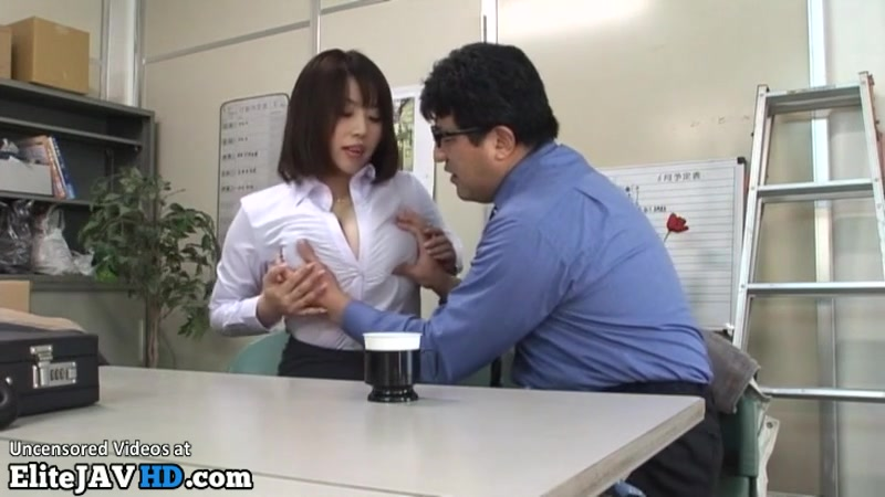 Japanese Big Tits Glasses
