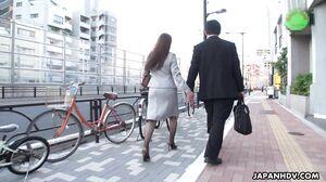JapanHDV - New Office Lady Akari Niiyama Sc1