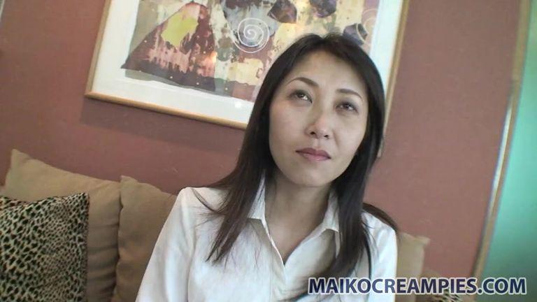 Maiko Creampies - Hika->