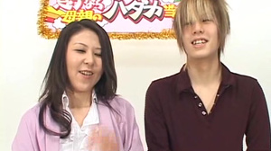 Japanese Family Incest Game Show - RCT-203 - Mother-Son