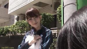 Yui Hatano  Yurina Ayashiro Iku Natsumi Makoto Takeuchi DVDES-787 futanari lesbian