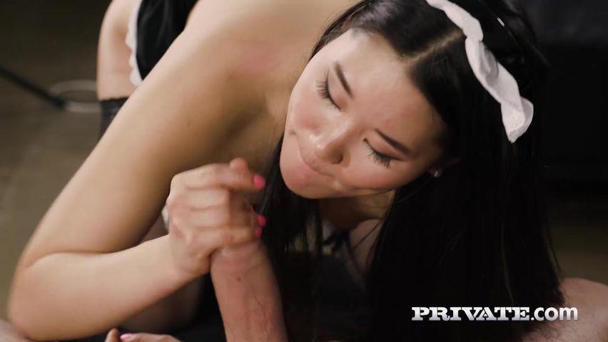 Katana maid for fucking