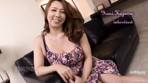 MILF-306 - Yumi Kazama Want To Be Embraced In Such A Wo