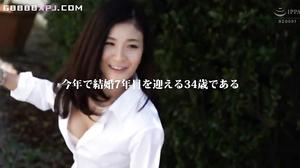 KBI-001 KANBi専属第1弾!透明感120% 神戸の人妻、米倉穂香34歳AVデビュー 美人妻が想像もで