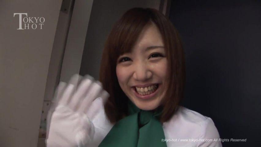 Tokyo Hot(東京熱) n0772 Yuki Kuramochi天空中出しエレベーター