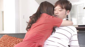 Japanese HD Collection - Horny Maki Hojo Wants A Creampie In Her Milf Asian Pussy