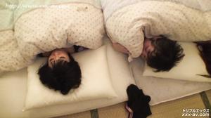 XXX-AV 19865 川の字で寝ている姉を抱いたら~(姉)ゆめみの喘ぎ声で発情する(妹)うた
