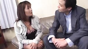 Jukujo-club 7373 井上美鈴 無修正動画「初々しい三十路の貧乳」