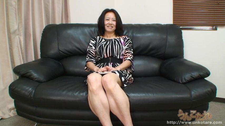unkotare素人自然便 坂下 淳子51歳