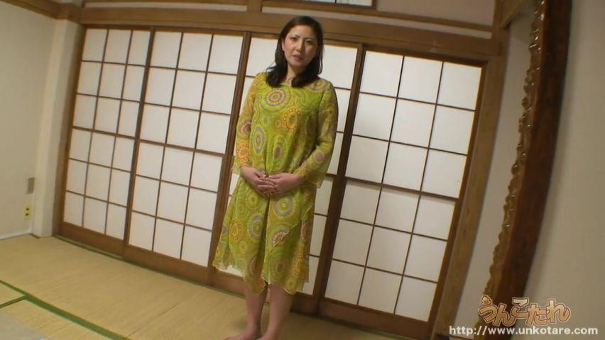 unkotare素人自然便 石塚 舞34歳