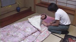 Jukujo-club 7404 新熟女倶楽部 7404 安藤千代子 無修正動画「母子相姦 病床の五十路母」