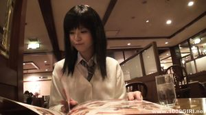 Rika Shimasaki 島崎りか - 1000giri-111202karin_hd