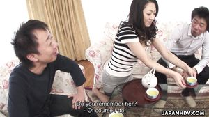 Japanv - cheating wife ruri hayami scene2