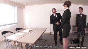 Japanv - new office lady rara mizuki scene2