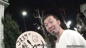 Japanv - man rice nao sakurai scene1