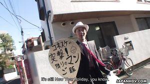 Japanv - man rice nonoka mihara scene1