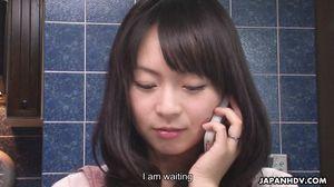 JapanHDV - Cheating Wife Nozomi Hazuki Sc1