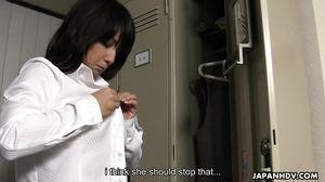 JapanHDV - New Office Lady Chiharu Nakai Sc3