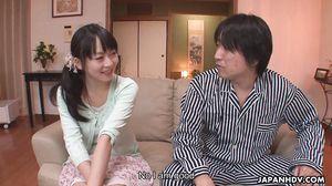 JapanHDV - Cheating Wife Nozomi Hazuki Sc2