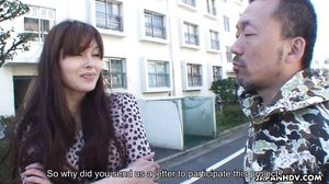 JapanHDV - Cheating Wife Hitomi Kano scene1