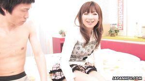 JapanHDV - Cheating Wife Kaori Aikawa scene2