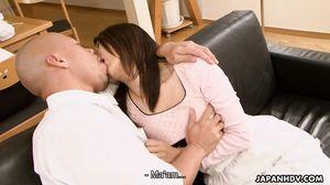 JapanHDV - Cheating Wife Yui Asao scene2