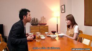 JapanHDV - Cheating Wife Yui Saejima scene2