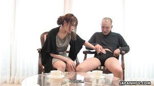 JapanHDV - Cheating Wife Yuki Maya scene2