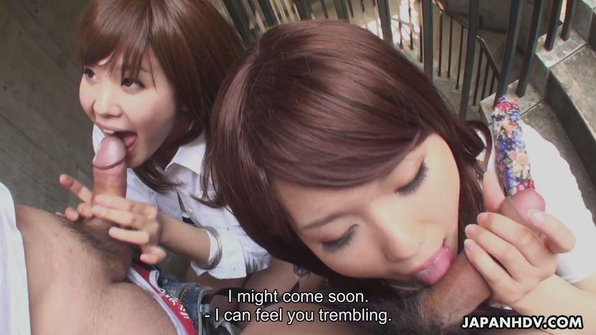 Speed dating - Rimu Endo and Ueno Misaki full version