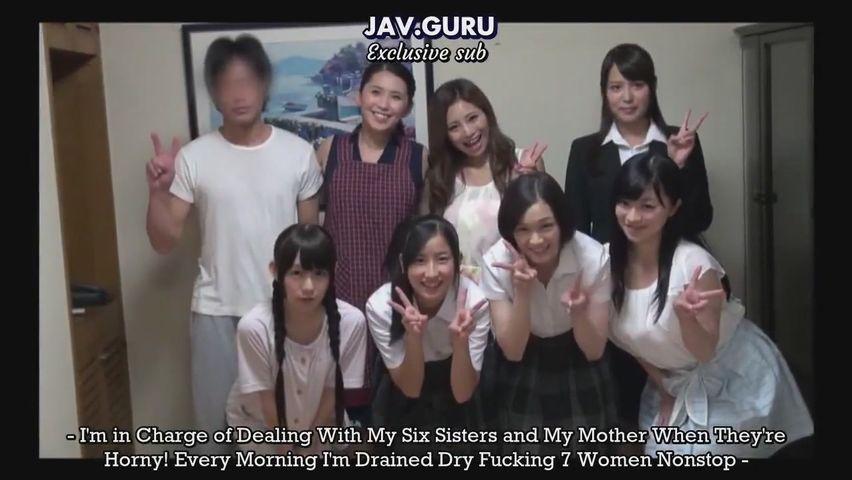 Incest japan family