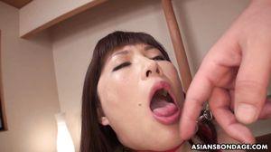 AsiansBondage - I Want To Be Bound Reiko Shimura scene3