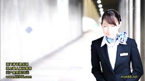 Longing Stewardess Fuck Mayumi Imai [UFD-063]