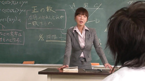 Beautiful mature female teacher fucking