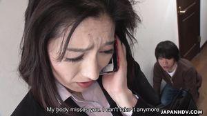 JapanhdV - New Office Lady Marina Matsumoto scene1